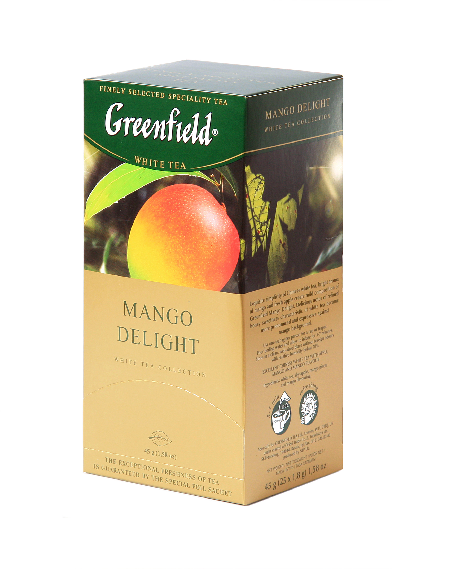 Mango delight Greenfield