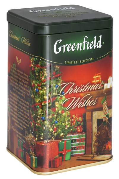 Greenfield Christmas wishes